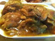 Allspice Chicken Curry