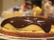 Homemade Boston Cream Pie