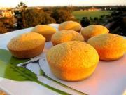 Corn Muffins En Brochette