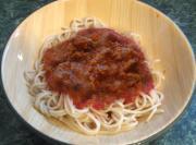 Walnutmeat Spaghetti