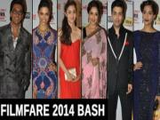 59th Idea Filmfare Awards 2014 Pre Awards Bash