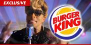 Mary J Blige gets caught up in Burger King controversy