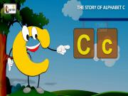 The C Song | Letter C Song | Story of Letter C | ABC Songs