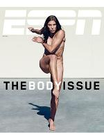 Hope Solp Poses Nude For ESPN Magazine Body Issue!