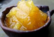 Spiced Preserved Cantaloupe