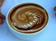 About Latte Art by Scottie Callaghan