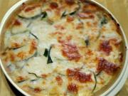 Zucchini Gornbread Pie