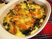 Crabmeat Broccoli Casserole