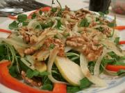 Pear Crunch Salad