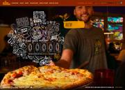 Mellow Mushrooms has one of the best restaurant websites