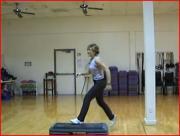 Intermediate Step Training with Anita Stone