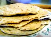 Homemade Whole Wheat Tortillas From The Scratch