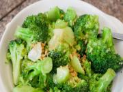 Quick Broccoli with Garlic