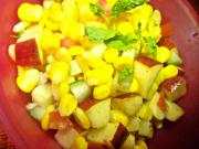 Sweet Corn and Apple Salad