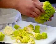 How to Clean a Cauliflower