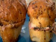 Tangy Ham and Swiss Party Buns - Perfect for Mother's Day