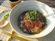 Ochazuke is a combination of two quintessential ingredients – rice and tea