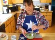 Texan Avocado Shrimp - Part 1 - Avocado Mixture