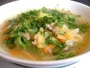 Vegetable Broth Soup