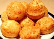 Buttery Cheese Puffs