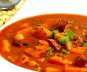 Turkey Soup Mormon Style