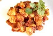 Dry Chicken Tikka Masala