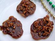 Chocolate Macadamia Brittle
