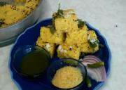 Instant Khaman - Nylon Khaman - Gujarati Cuisine