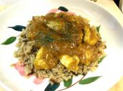 Chicken And Curry Rice