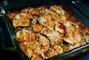 Zucchini Mozzarella Parmesan