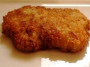 Breaded Herb Pork Chops