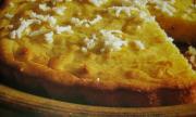 Lemon Coconut Meringue Pudding