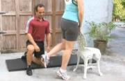 Beginner Exercises - Working with Calf Muscles