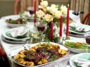Christmas dinner menu suggestions