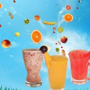 pure fruit juice improve quality diet in adults