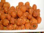 Paalakaayalu - Spicy Rice balls - Andhra Savory