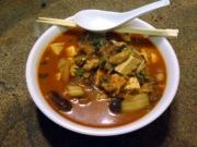 Kimchi Jigae Dakgogi