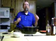 Pancit Part 3: Mixing Vegetables And Noodles