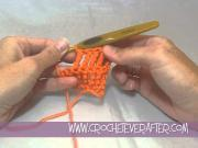 Double Treble Crochet (DTR) Tutorial
