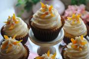Apricot Cupcake