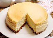 Irish Whiskey Cheesecake