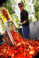 louisiana crawfish festival