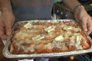 Italian Lasagne with Meat Sauce