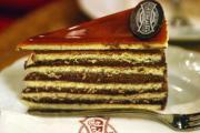 Hungarian Dobosch Torte