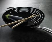Wok is an important element of any regular or school kitchen.