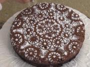 Caroline's Chocolate Tart / Tarte au Chocolat de Caroline
