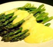 Asparagus Rarebit