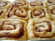 Low Fat Cinnamon Roll — Cinnamon Roll