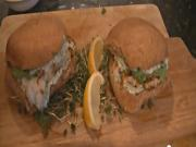 Jamie's 15 Minute Meals - The Best Fish Baps
