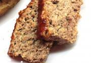 Applesauce Meat Loaf